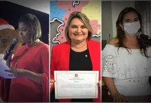Photo of Três mulheres assumem prefeituras no Vale do Piancó