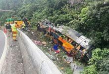 Photo of Acidente com ônibus deixa 21 mortos e mais de 30 feridos na BR-376