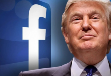 Photo of Facebook derruba página de doações do partido de Trump