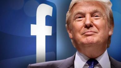 Photo of Facebook derruba página de doações do partido de Trump