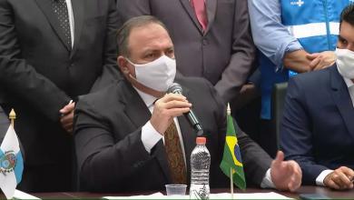 Photo of Covid: Pazuello diz que 230 milhões de doses serão entregues até 31 de julho