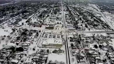Photo of Onda de frio mata 26 pessoas nos EUA
