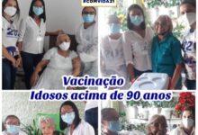 Photo of Itaporanga inicia nesta quarta feira a vacinação contra COVID-19 dos nossos idosos com 90 anos ou mais.