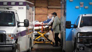 Photo of EUA superam marca de 500 mil mortes por coronavírus