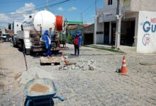 Photo of Prefeitura e CAGEPA de Itaporanga intensifica limpeza de galerias em vários pontos da cidade