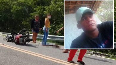 Photo of Acidente de moto deixa jovem de 23 anos morto, em rodovia de Piancó