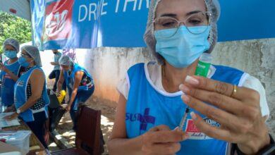 Photo of Paraíba recebe mais 63,3 mil doses de vacinas contra a Covid-19