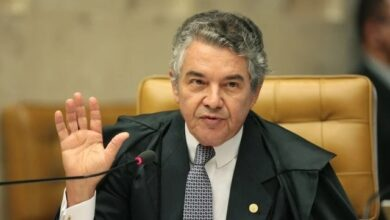 Photo of Bolsonaro concede aposentadoria ao ministro do STF Marco Aurélio Mello
