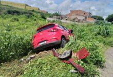 Photo of ASSISTA CENAS FORTES: homem com sinais de embriagues choca com moto e  dois homens e uma criança da mesma família morrem em acidente na BR 361 em Itaporanga