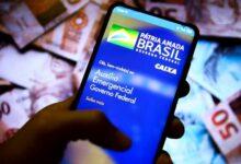 Photo of Auxílio emergencial em 4 parcelas começa a ser pago na terça, dia 06