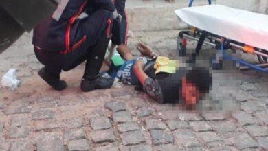 Photo of Suspeito de praticar crimes de moto  é baleado ao reagir à prisão em Itaporanga