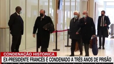 Photo of Justiça da França condena ex-presidente Sarkozy a 3 anos de prisão