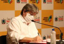Photo of João Azevêdo anuncia Programa de Regularidade Fiscal 2021 com redução de até 80% das multas