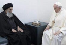 Photo of Papa Francisco tem encontro histórico com aiatolá Ali al-Sistani