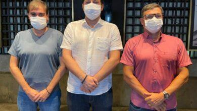 Photo of Vítor Hugo e Mersinho fecham apoio a Taciano Diniz, em Cabedelo