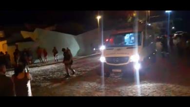 Photo of ASSISTA: Homem é executado no centro de Itaporanga na noite desta terça feira
