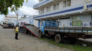 Photo of Superintendência de trânsito de Itaporanga retira vários veículos abandonados das ruas