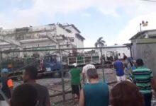 Photo of Explosão é registrada em empresa de oxigênio em Fortaleza e deixa feridos