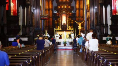 Photo of STF forma maioria para manter restrições a cultos religiosos presenciais na Pandemia