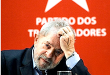 Photo of Lula pode sair da cabeça da chapa