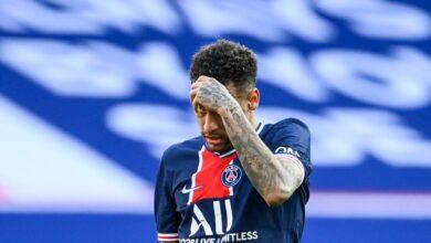 Photo of Neymar pode pegar suspensão de três jogos por expulsão contra o Lille