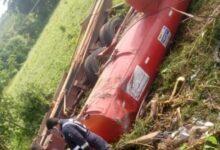 Photo of Capotamento de caminhão-pipa deixa motorista morto em área rural de Igaracy