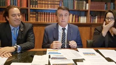 Photo of Bolsonaro marca reunião com parlamentares para discutir filiação ao Patriota