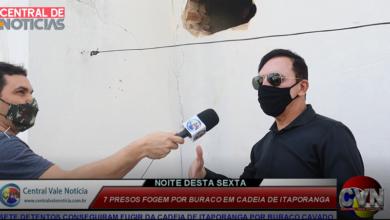 Photo of ASSISTA:  Todos os detalhes da fuga dos presos que cavaram  buraco e fugiram  da cadeia de Itaporanga