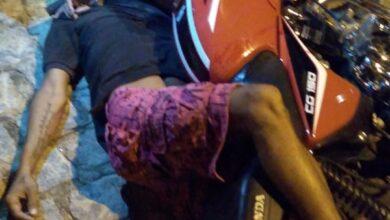 Photo of Jovem é morto  tiros na cidade de Coremas