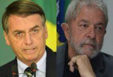 Photo of Bolsonaro diz que Lula 'só ganha na fraude ano que vem'