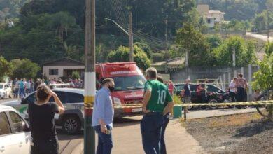Photo of Jovem invade escola e mata três crianças e duas funcionárias no Oeste de SC