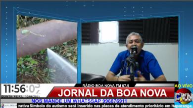 Photo of ASSISTA, Furto de água: adutora que abastece Itaporanga vindo de Nova Olinda é alvo de ação criminosa, diz CAGEPA