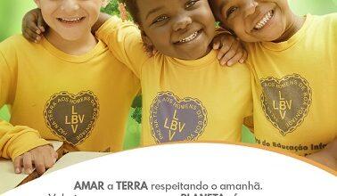 Photo of Atividades lúdicas sensibilizam crianças da LBV a prática dos cuidados com o Meio Ambiente