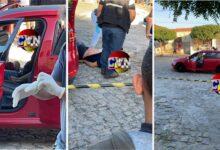 Photo of Tentativa de assalto a banco em Boa Ventura termina com um morto e um preso
