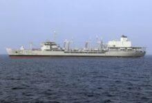 Photo of Maior navio de guerra do Irã pega fogo e afunda no Golfo de Omã