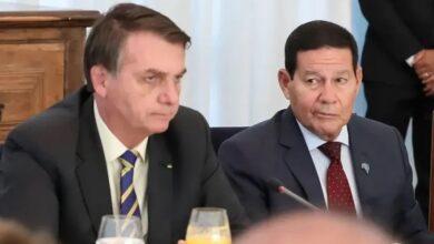 Photo of Mourão admite deixar governo antes do fim para concorrer a outro cargo