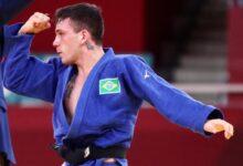 Photo of Judoca Daniel Cargnin conquista bronze no peso meio-leve