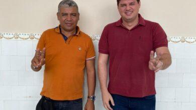 Photo of Taciano Diniz recebe forte apoio de vereador na cidade de RioTinto