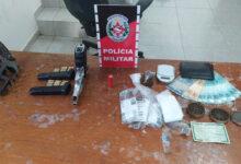 Photo of Polícia prende um dos líderes de grupo criminoso envolvido em tráfico e homicídios no Vale do Piancó